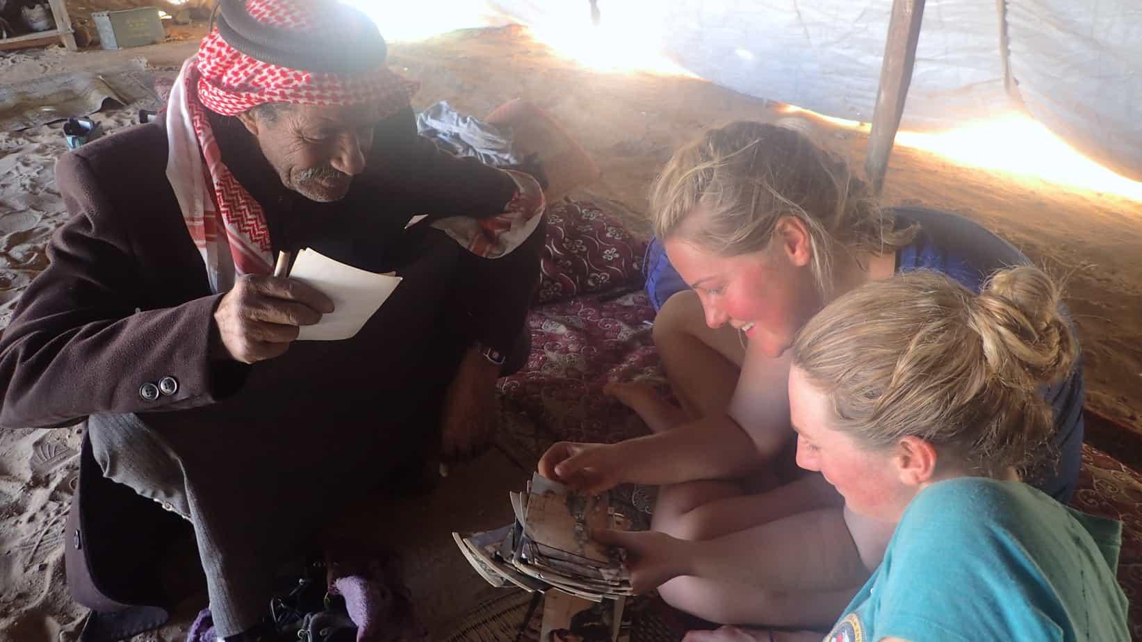 Bedouin Homestay in Jordan