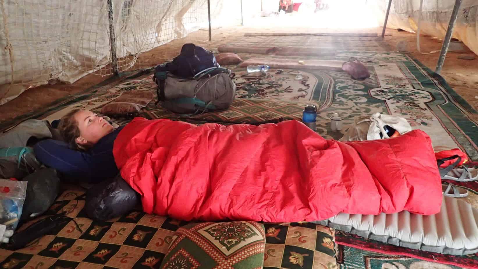 Authentic Bedouin Homestay in Jordan