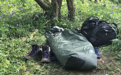 Bivvy bag camping – what, where & when