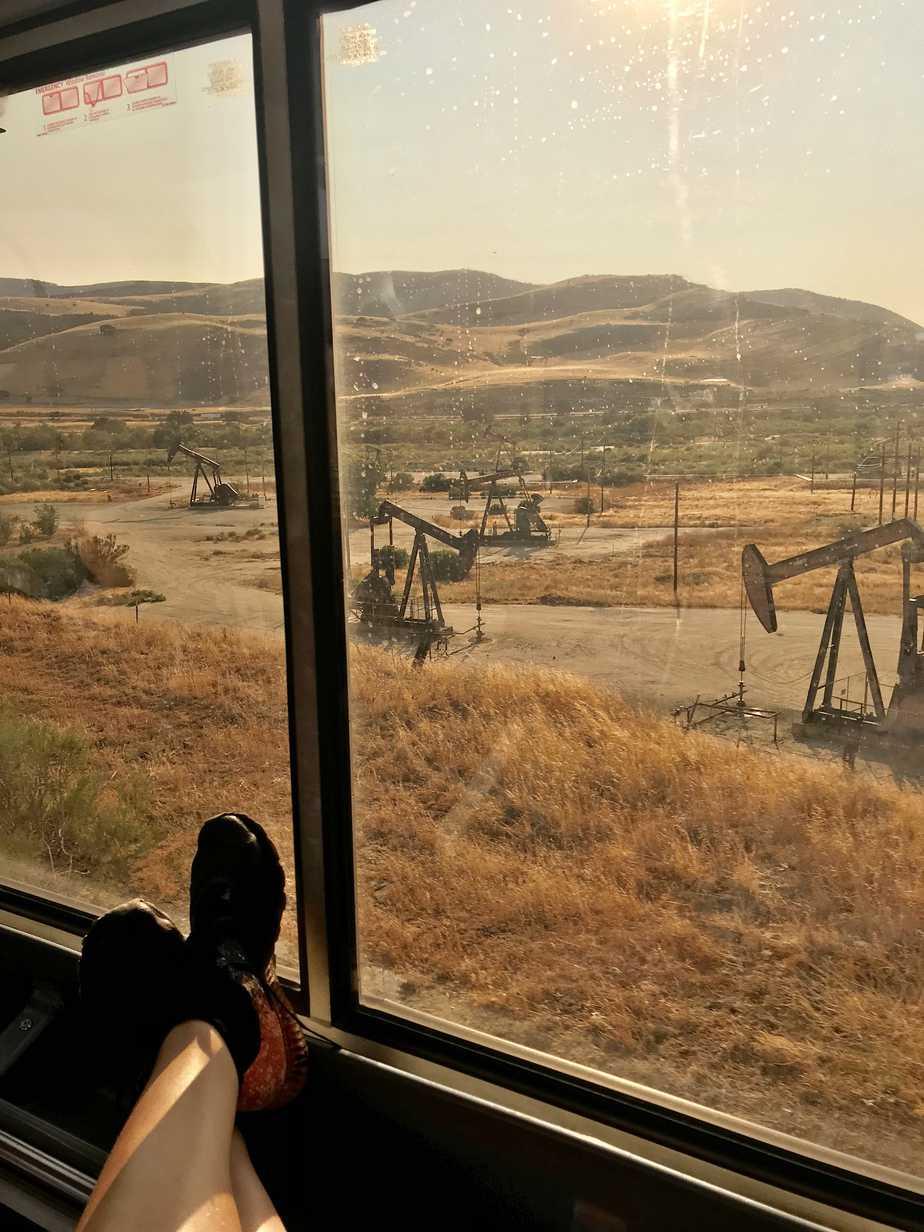 Amtrak Coast Starlight review