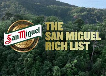 San Miguel Rich List Award
