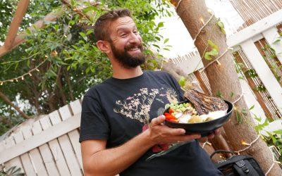 A vegan Tel Aviv tour