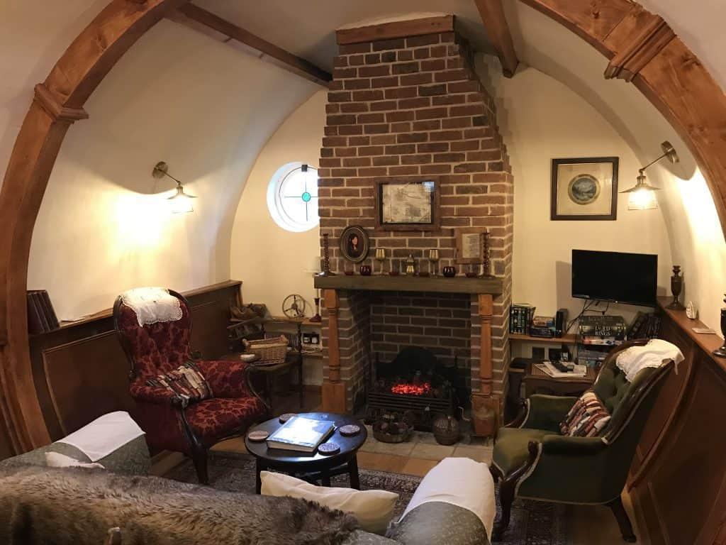 Hobbit house UK