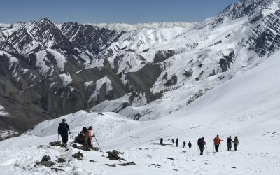 Stok Kangri trek in photos & top tips