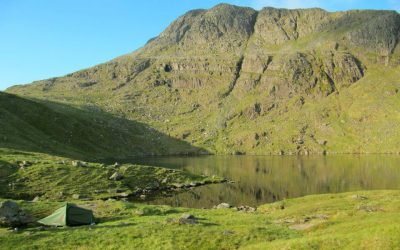 Wild camping Snowdonia – a guide