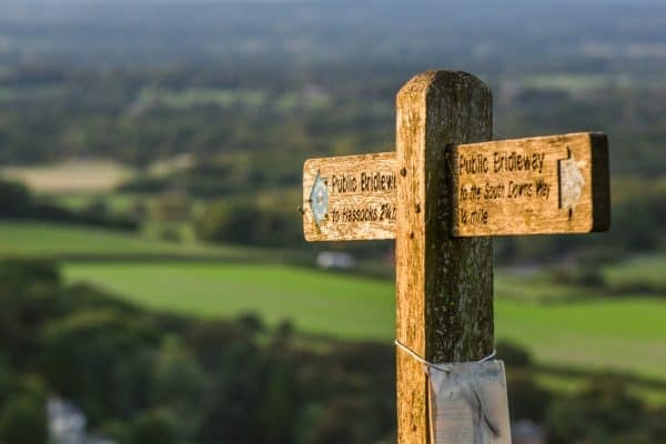 Walking the South Downs Way – a guide