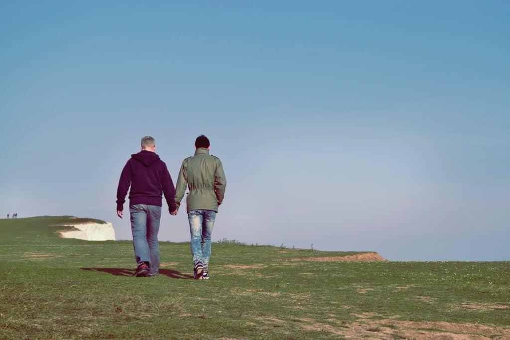 Walking the South Downs Way