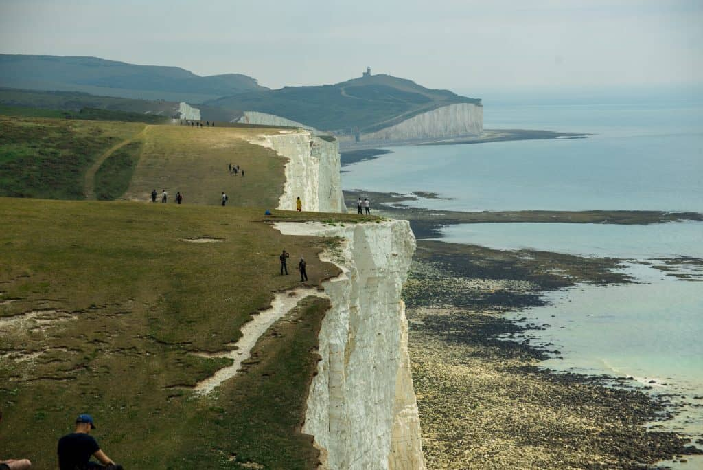 a guide to Walking the South Downs Way