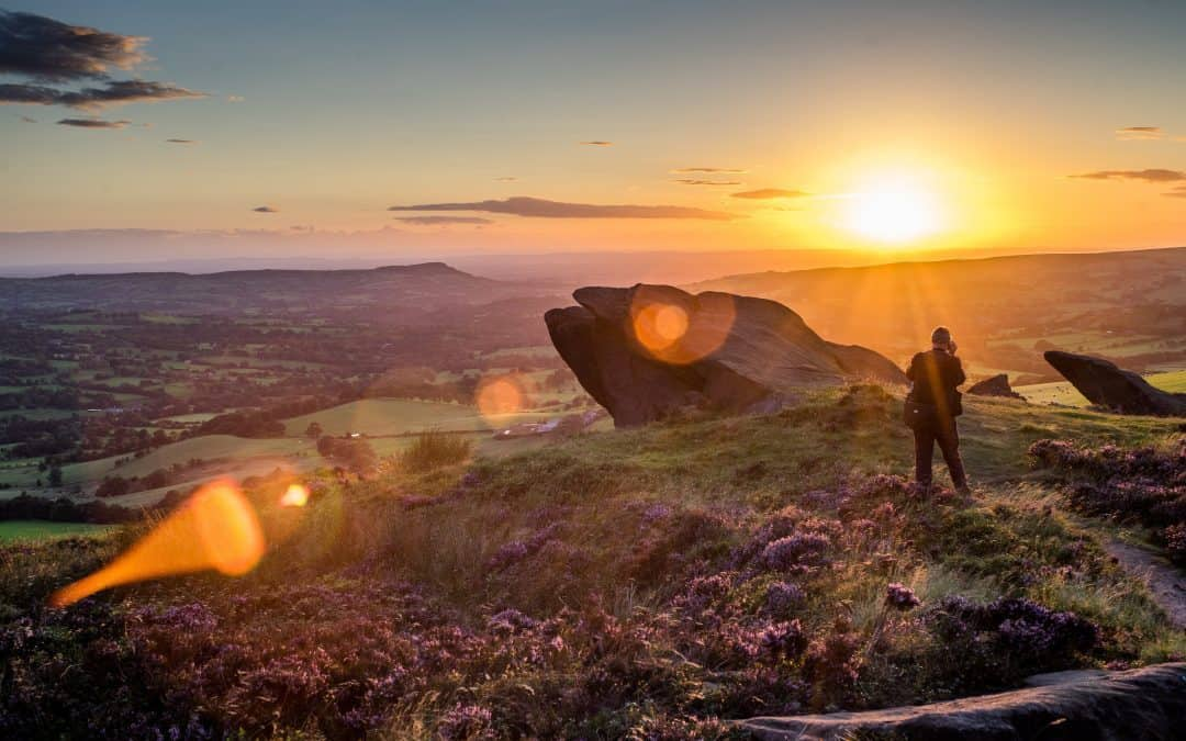 Wild Camping Peak District