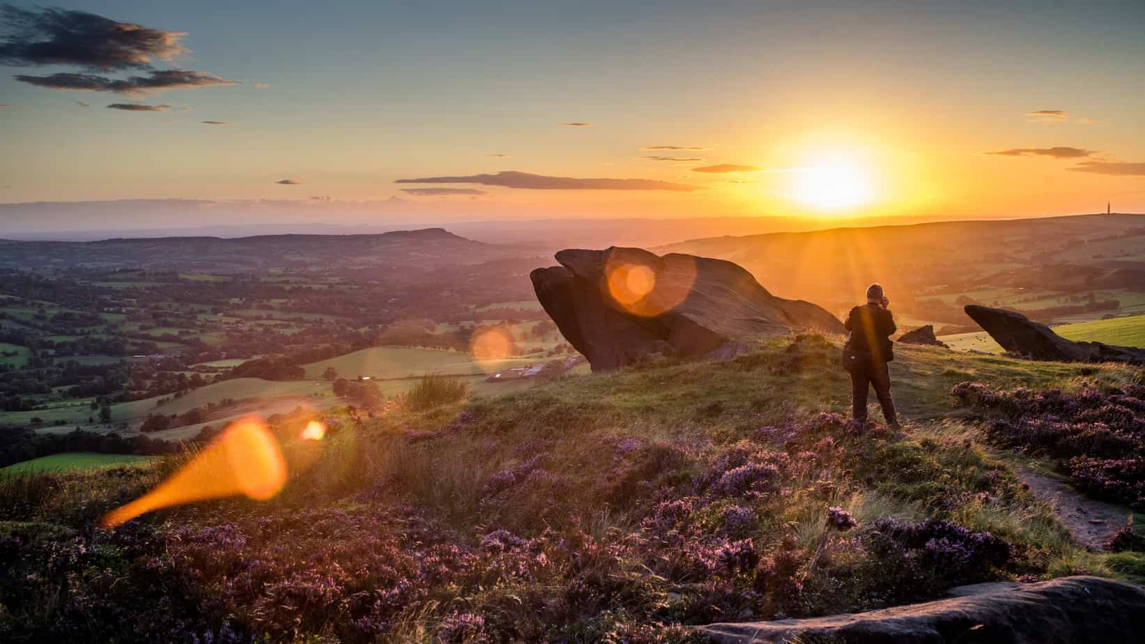 Wild Camping Peak District A Guide Bex Band