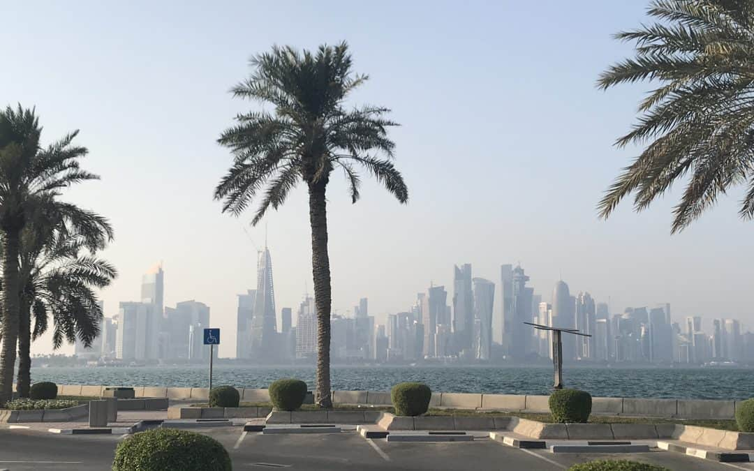 How to spend an adventurous weekend in Qatar