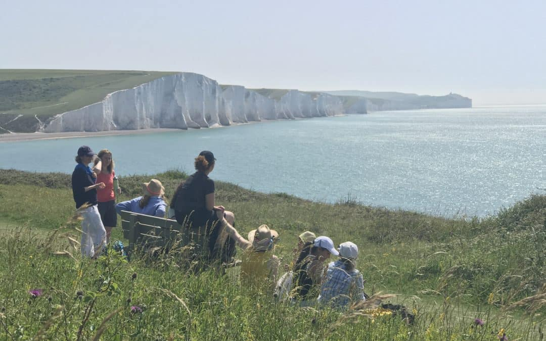Seaford to Eastbourne walk