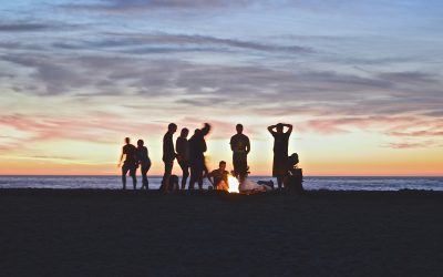 19 Fun camping games for adults