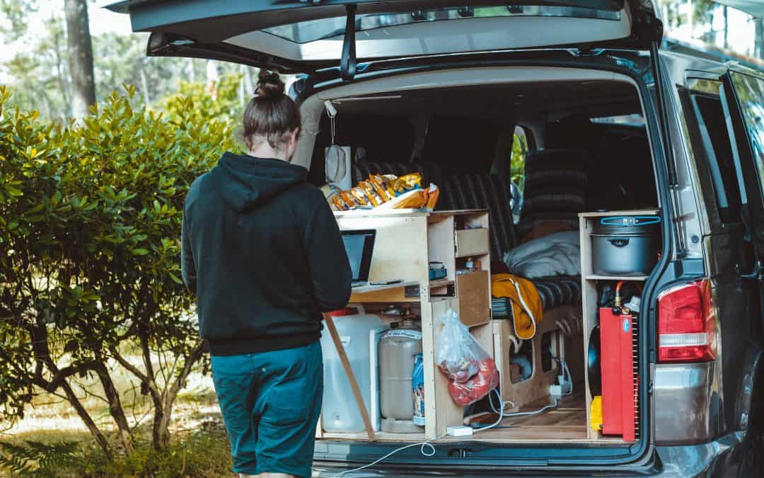 Guide to hiring a campervan in London