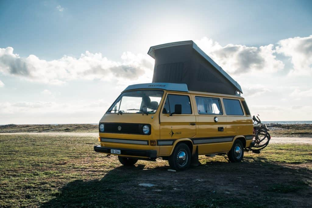Campervanning from London
