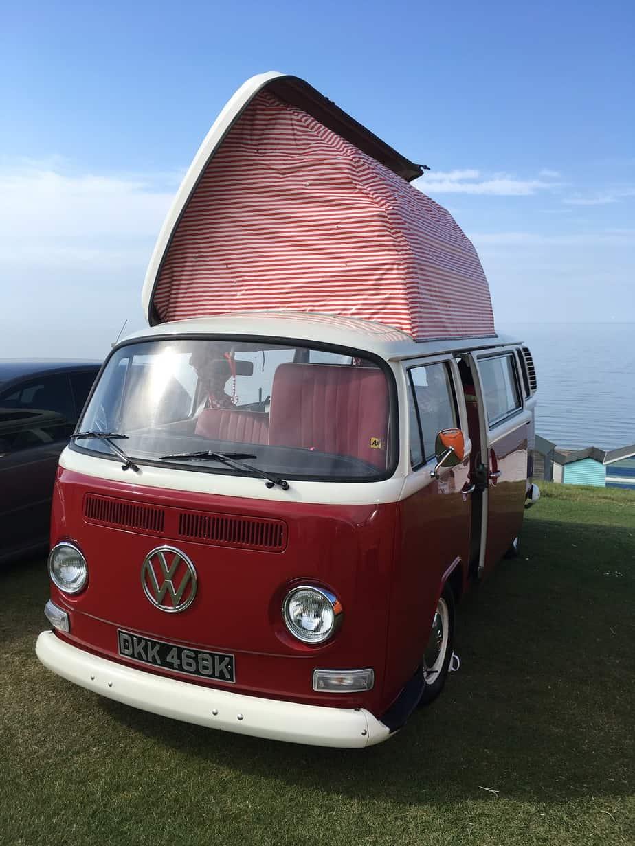 VW campervan hire bristol