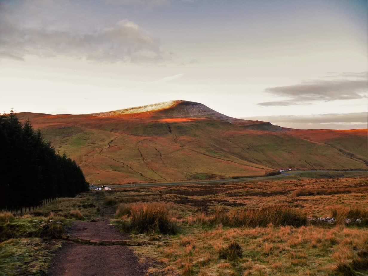 Wales 3 peaks