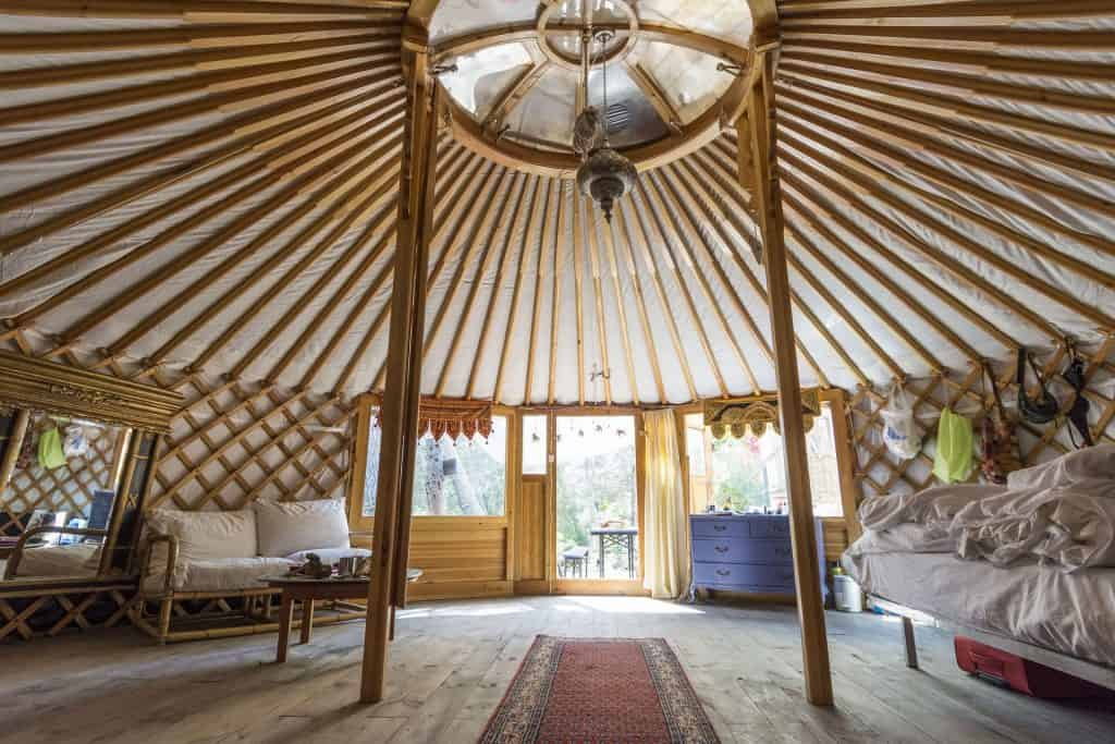 Best New Forest yurts
